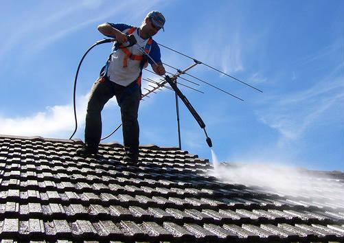Ремонт трубы на крыше